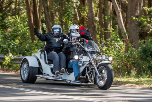 Trike Trips - Grand Pacific Tour - 5