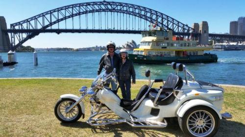 Trike Trips - Sydney Scenic Tour - 01