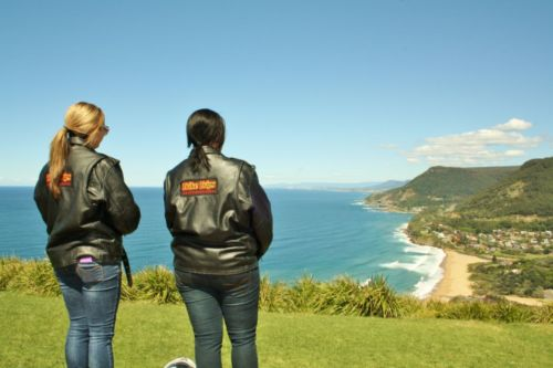 Trike Trips - Bald Hill lookout 2