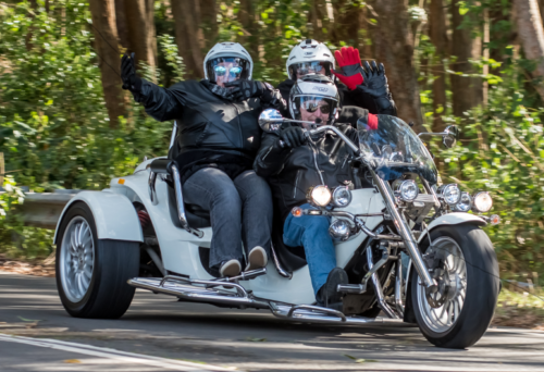 Trike Trips - Royal National Park