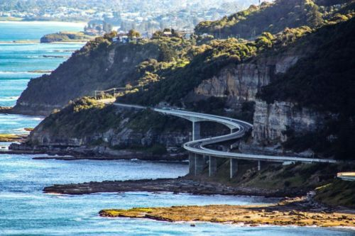 Trike Trips - Seacliff Bridge